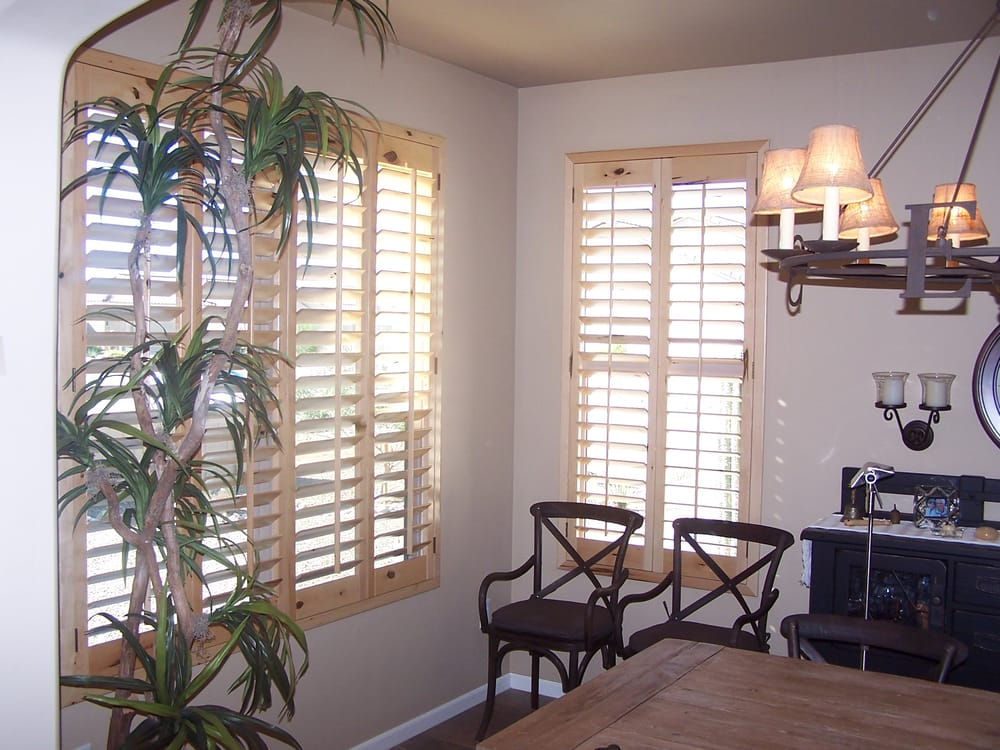 Custom Window Blinds And Shutters Image Gallery Sunset